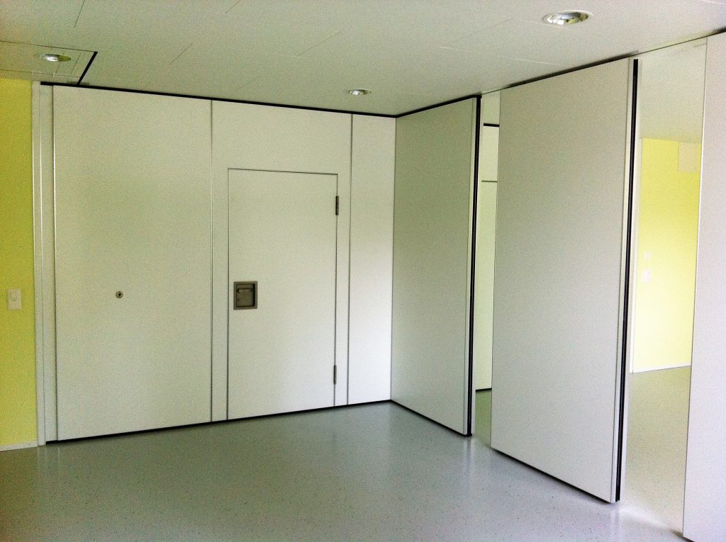 Saleshaus, KJPD Luzern, Kriens