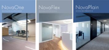 NovaOne NovaFlex und NovaPlain